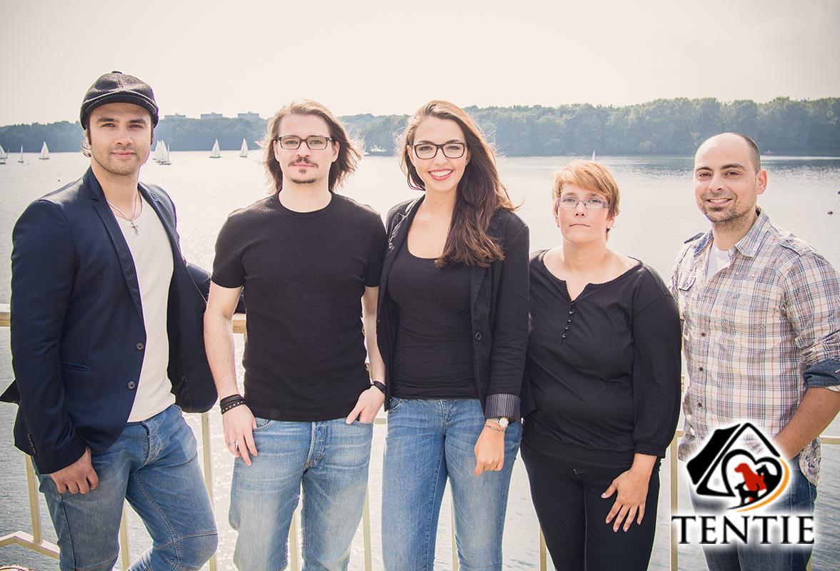 Tentie - Team, Alle